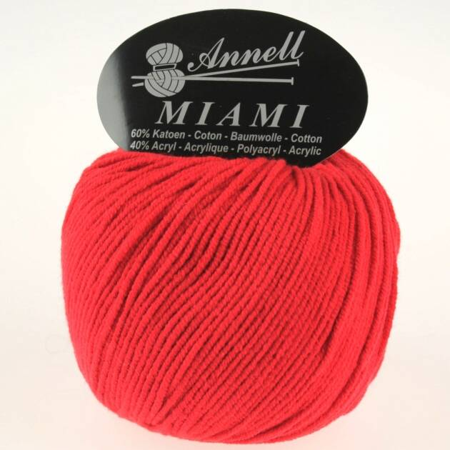 Annell Miami 8912 fel rood