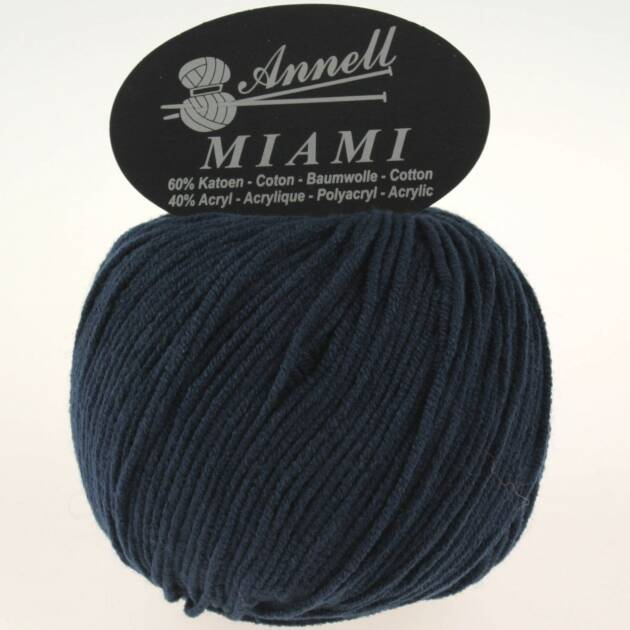 Annell Miami 8926 donker blauw