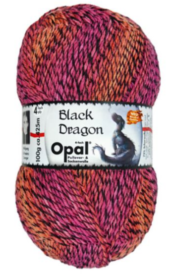 Opal Black Dragon 9961