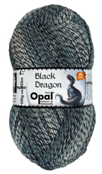 Opal Black Dragon 9962
