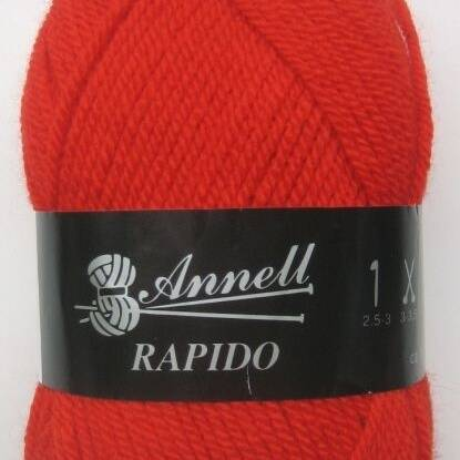 Annell Rapido 3212 rood
