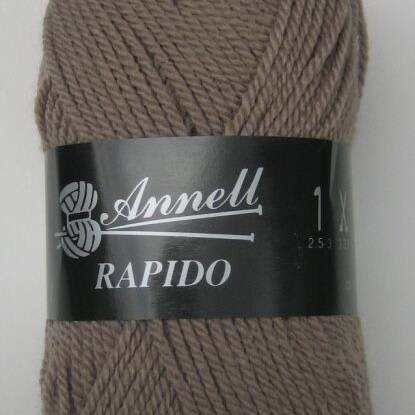 Annell Rapido 3229 taupe