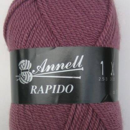 Annell Rapido 3250 oud rose