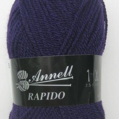 Annell Rapido 3253 paars