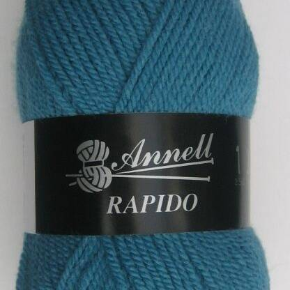 Annell Rapido 3262 turquoise