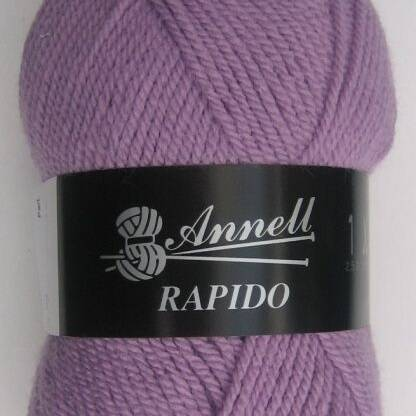 Annell Rapido 3267 rose-paars