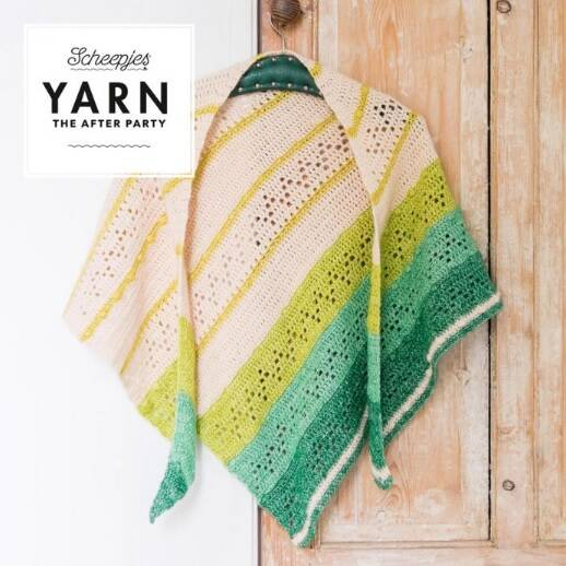"Yarn, the after party ""Forest Valley shawl"""