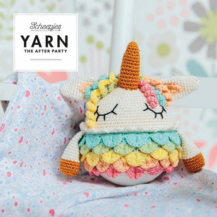 """Yarn, the after party """"Florence the unicorn"""""""