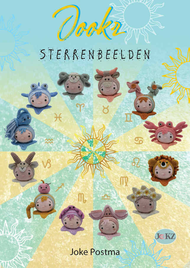 Jookz Sterrenbeelden booklet