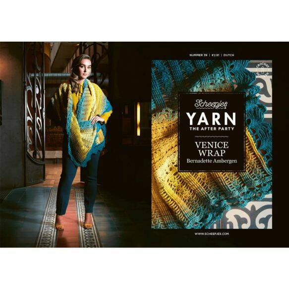 "Yarn, the after party ""Venice Wrap"""