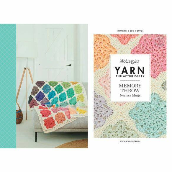 """Yarn, the after party """"Memory throw"""""""