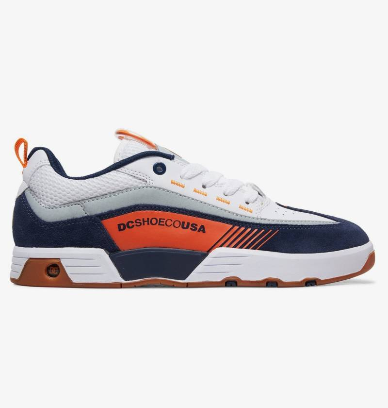 Dc Legacy Slim navy orange