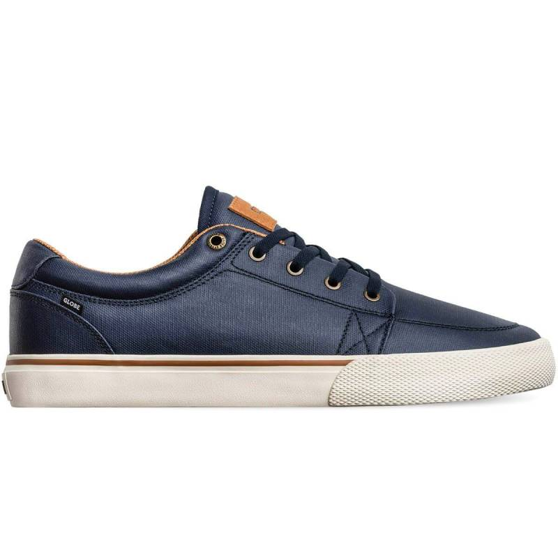 globe GS navy wax
