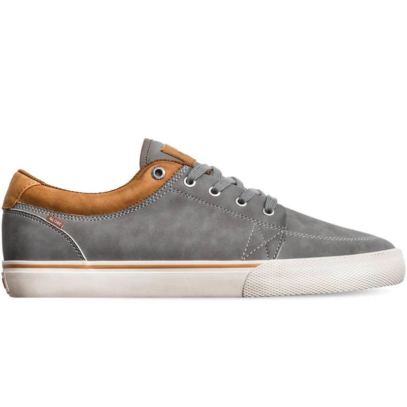globe GS grey leather
