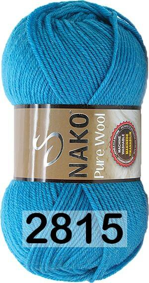 2815 Nako pure wool
