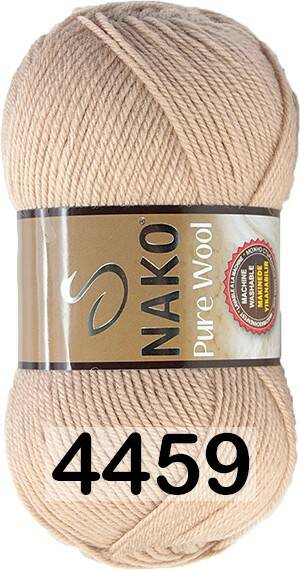 4459 Nako pure wool