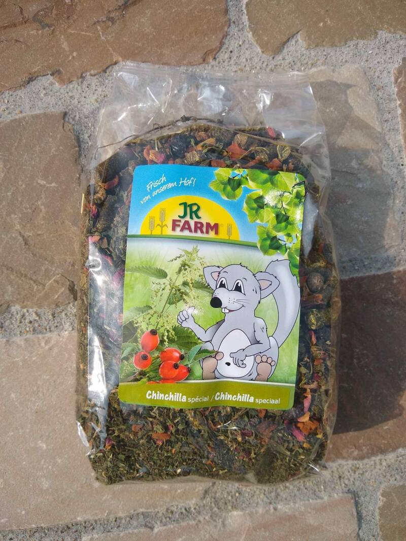 Chinchilla Special - 500 gram