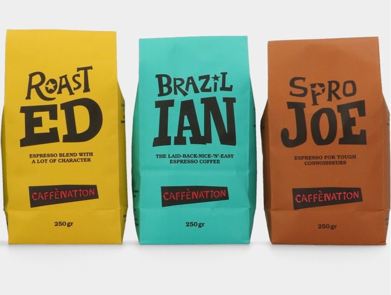 Caffènation - Espresso Discovery Pack (3x250gr)