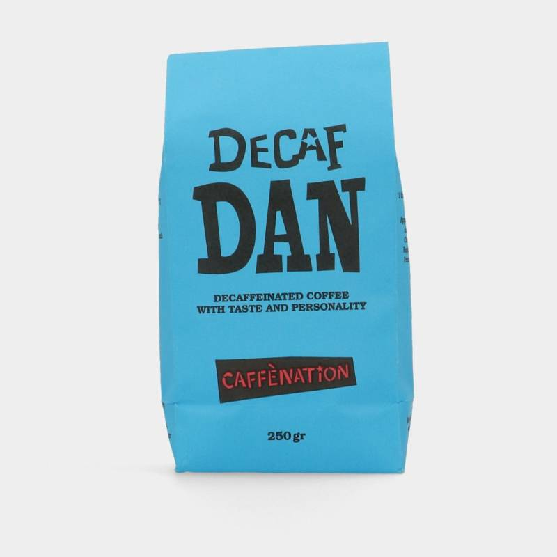 Caffènation - DECAF Colombia Cauc CALDONO Sugar Cane 250 gram (bd 16 aug)