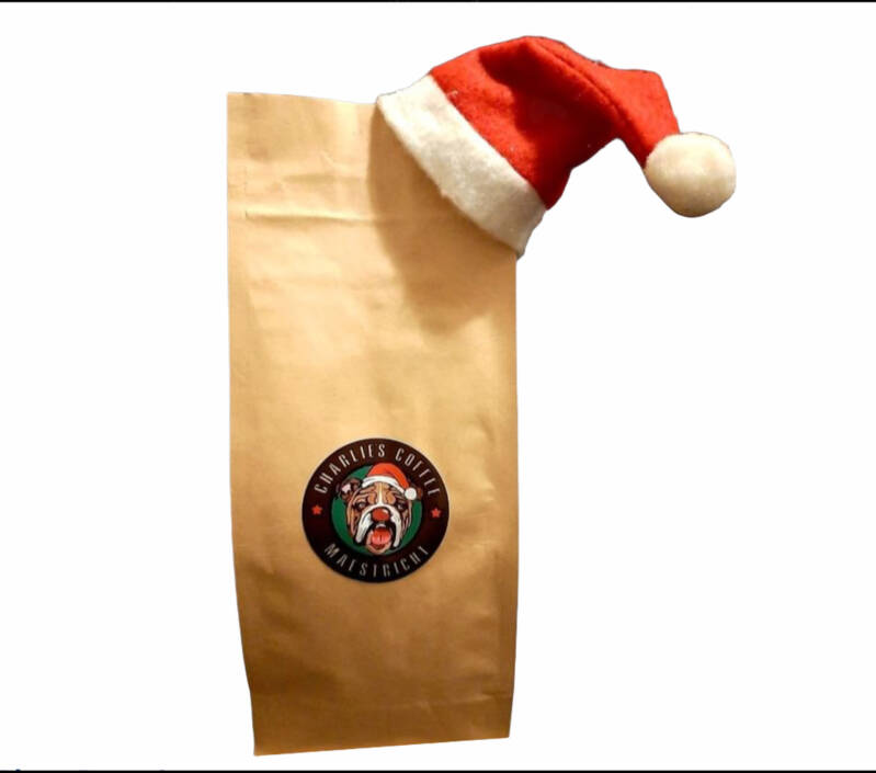 Charlie's Coffee - Kerstkoffie (nu bestellen, levering 2e week december)