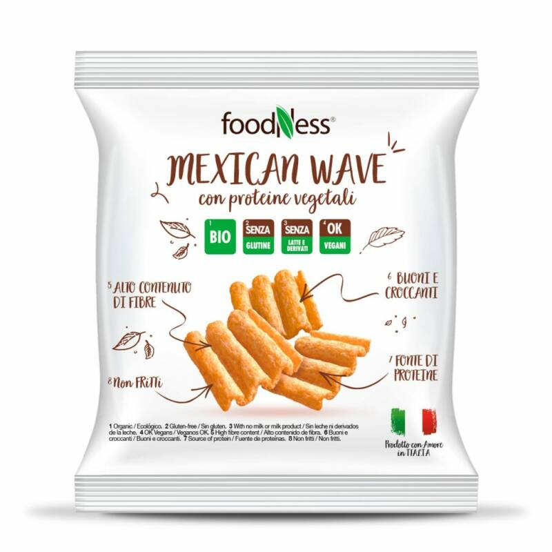 Foodness - Mexican wave (28gr)