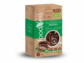 Foodness - Hot chocolate - Organic (5 zakjes)