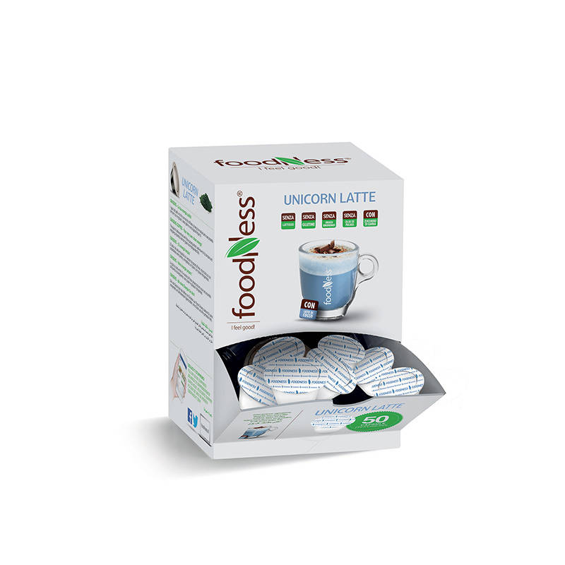Foodness Unicorn Latte - Dolce Gusto® - 50 Capsules