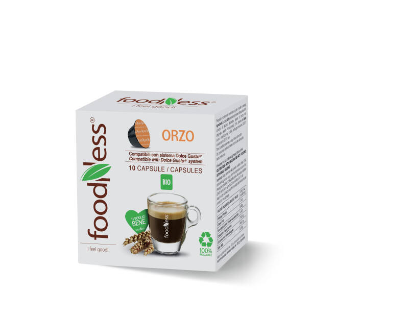 Foodness Orzo - Dolce Gusto® - 10 capsules