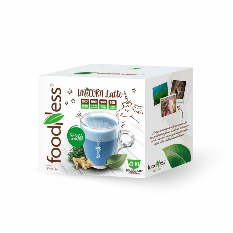 Foodness Unicorn Latte - Dolce Gusto® - 10 capsules