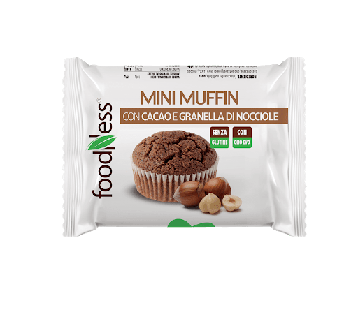 Fooness - mini muffin (27 gr.)