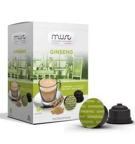 Ginseng – 16 Dolce Gusto® Compatible Capsules - Must Espresso