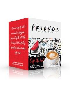 F.R.I.E.N.D.S - Cafe au lait - 10 Dolce Gusto® capsules