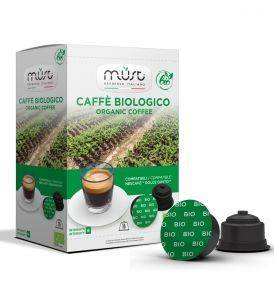 Organic Coffee Biologisch – 16 Dolce Gusto® Compatible Capsules - Must Espresso