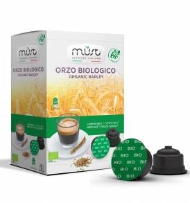 Orzo Organic Barley - 16 Dolce Gusto© Compatible Capsules