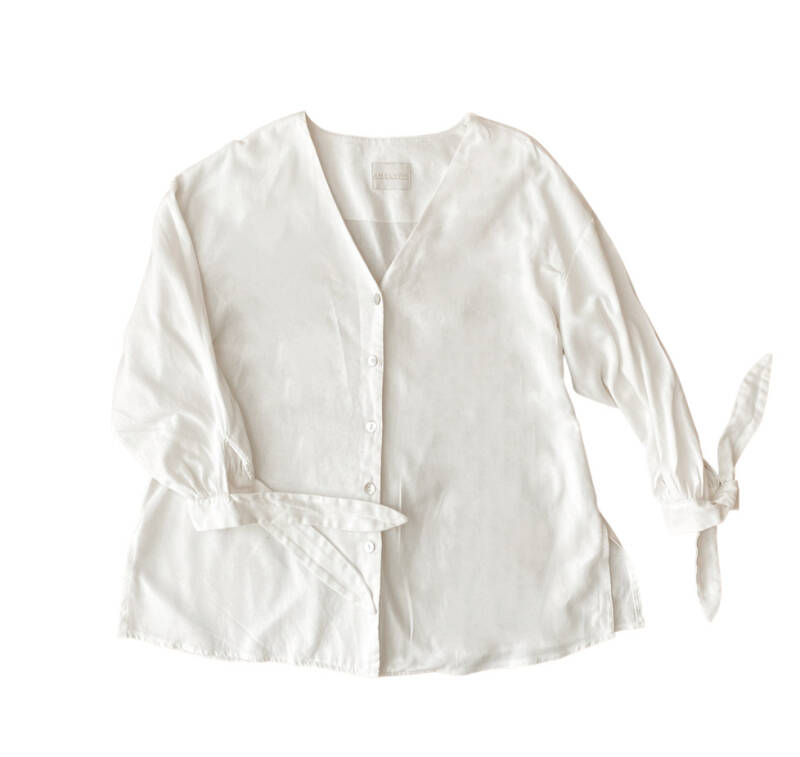 The Eclipse blouse
