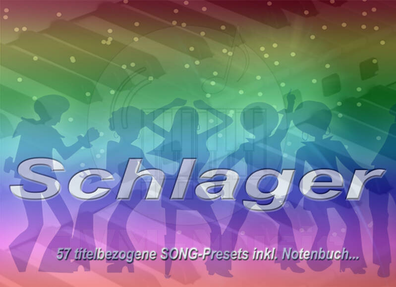 SONG LISTE Schlager