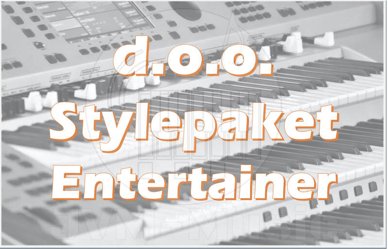 Stylepaket DOO – Entertainer