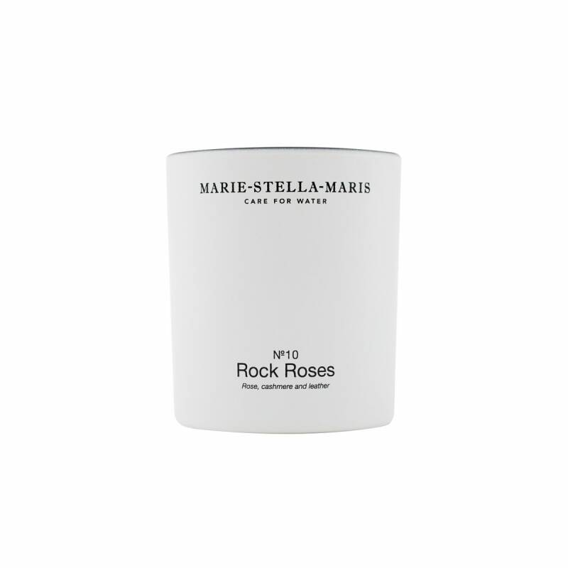 Marie- Stella - Maris Scented Eco Candle - Rock Roses - 220 gr