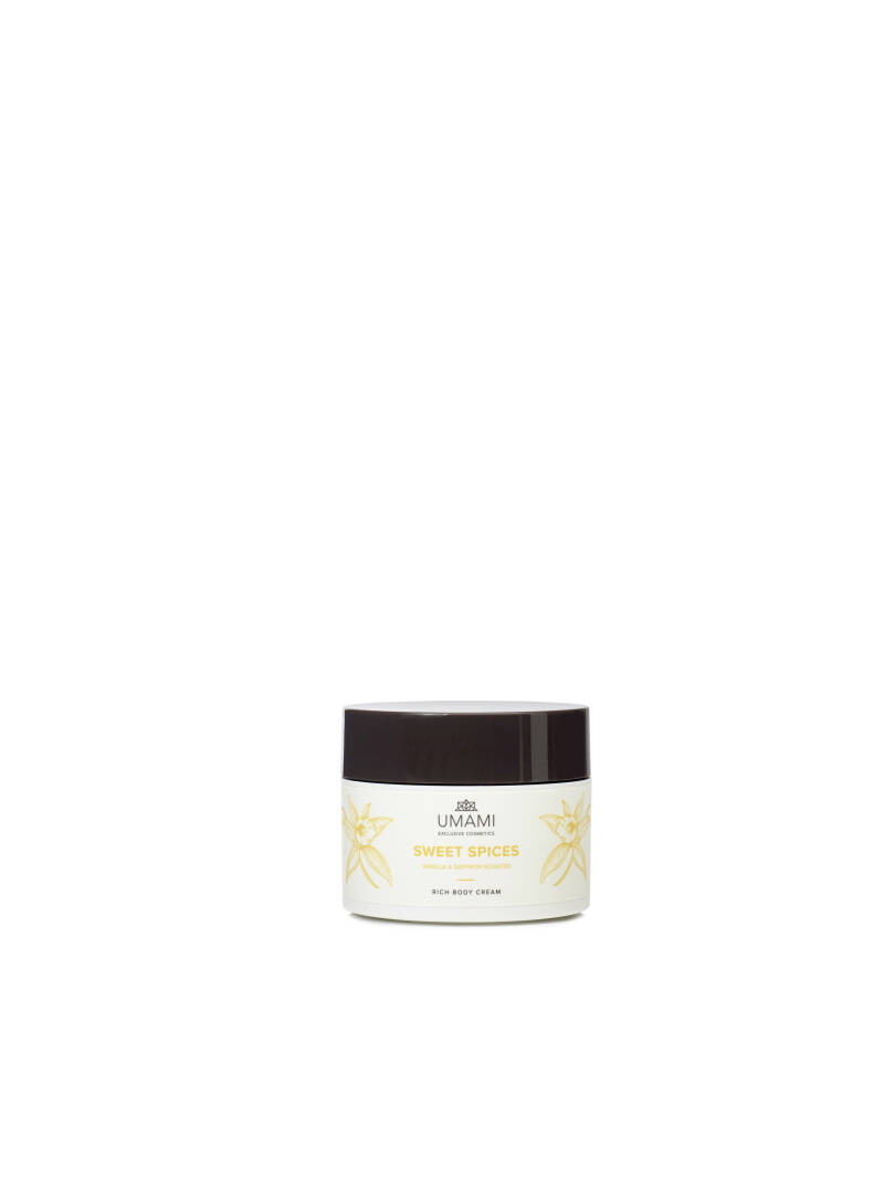 Sweet Spices Rich Body Cream
