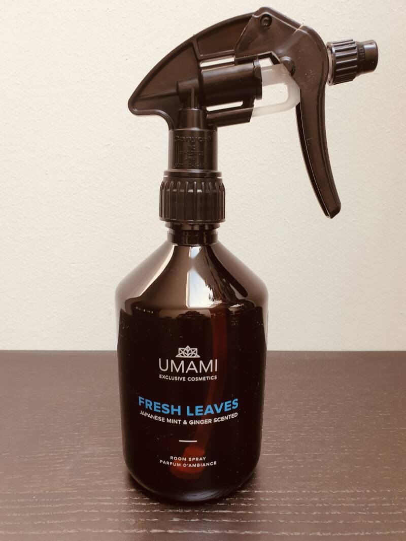Umami Roomspray Fresh Leaves