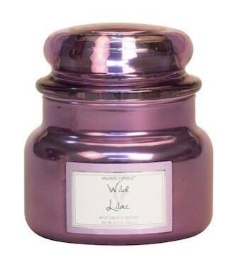 Village Candle Lilac Small