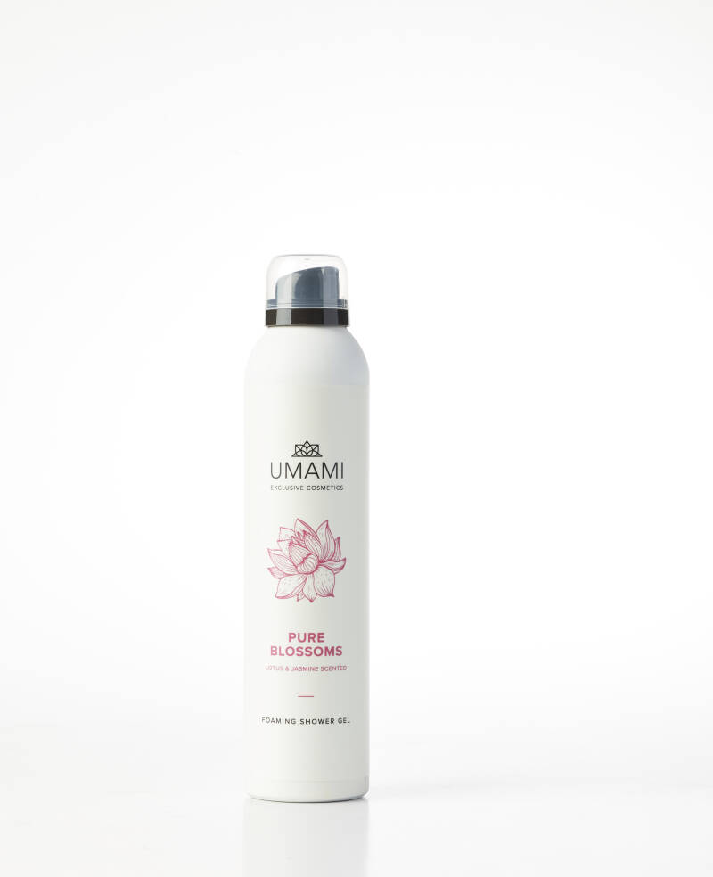 Pure Blossoms Foaming Shower gel