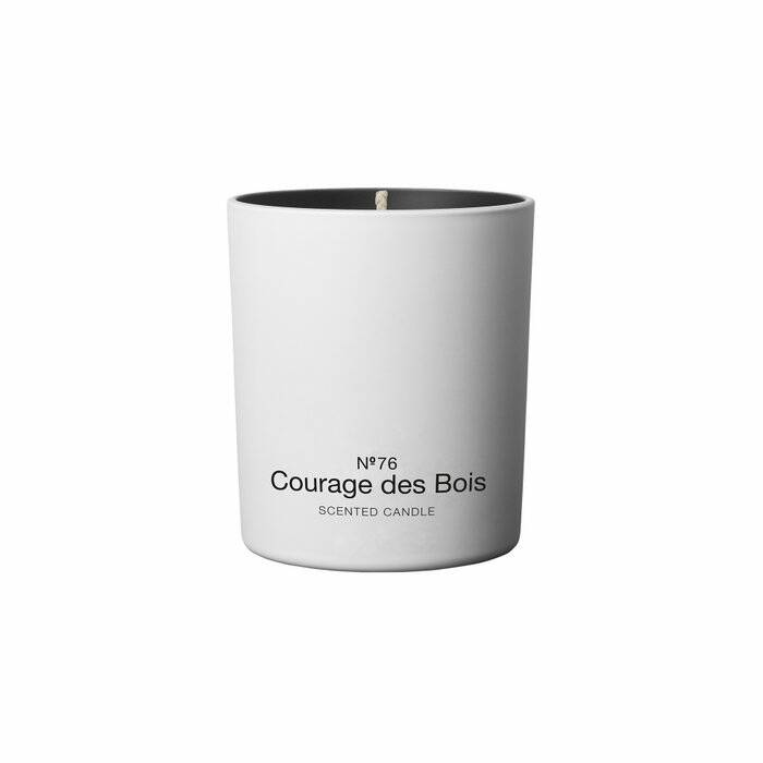 Marie - Stella - Maris  Scented Eco Candle Courage des Bois - 220 gr