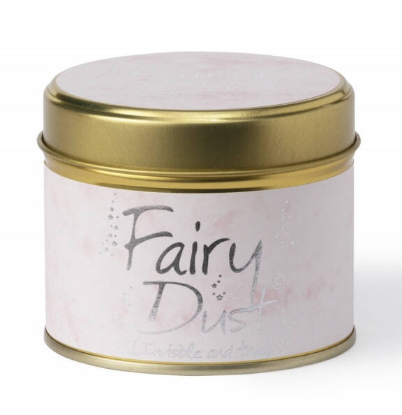 Lily Flame Fairy Dust
