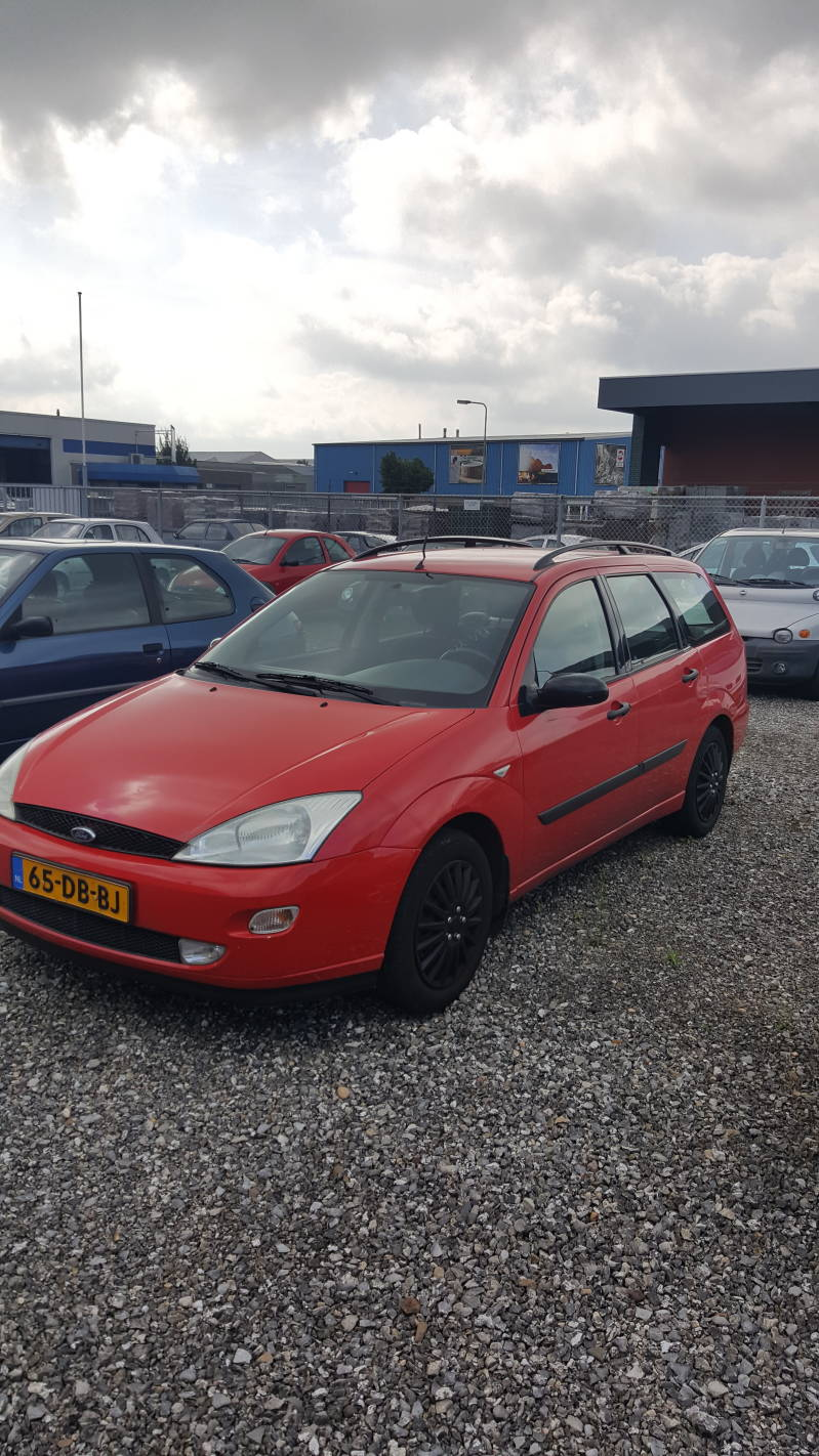 Ford Focus Stationwagen