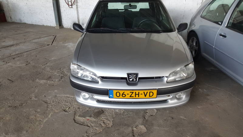 PEUGEOT 106 1.4 QUICKSILVER