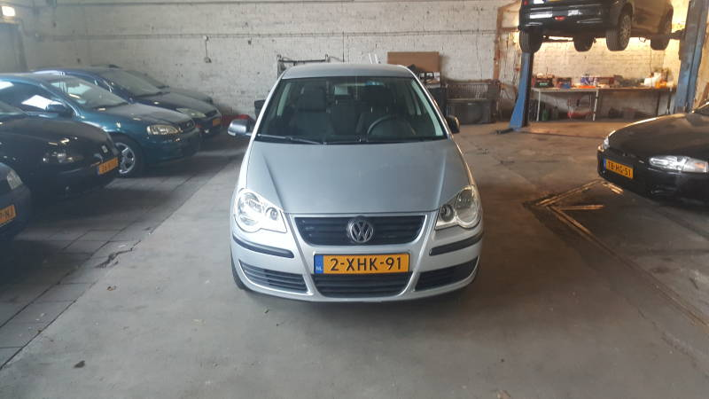 VW POLO 1.2 3DRS