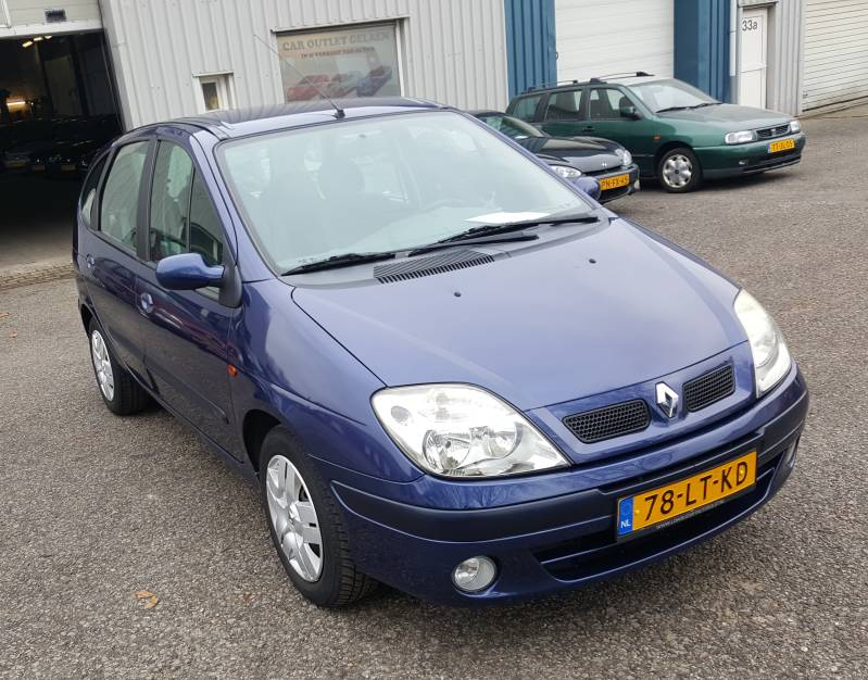 RENAULT SCENIC AUTOMAAT 1.6 16v
