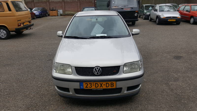 VW POLO 1.4 GTI LOOK