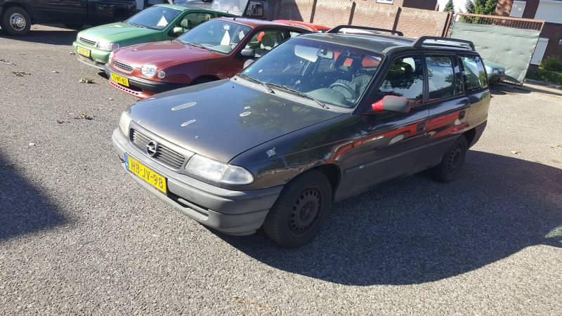 OPEL ASTRA STATION 1.4